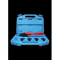 ชุดคีมย้ำหางปลามีฉนวนหุ้ม
