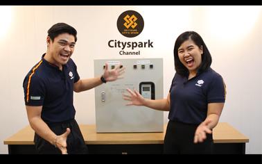 Review ตู้สวิตซ์สับเปลี่ยน 2 ทางอัตโนมัติ ATS by Citysparkth...